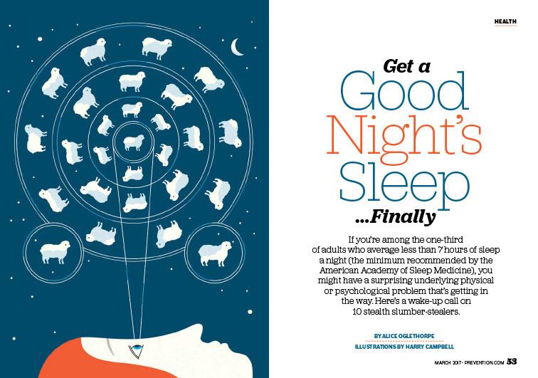 Get a Good Night's Sleep ... Finally