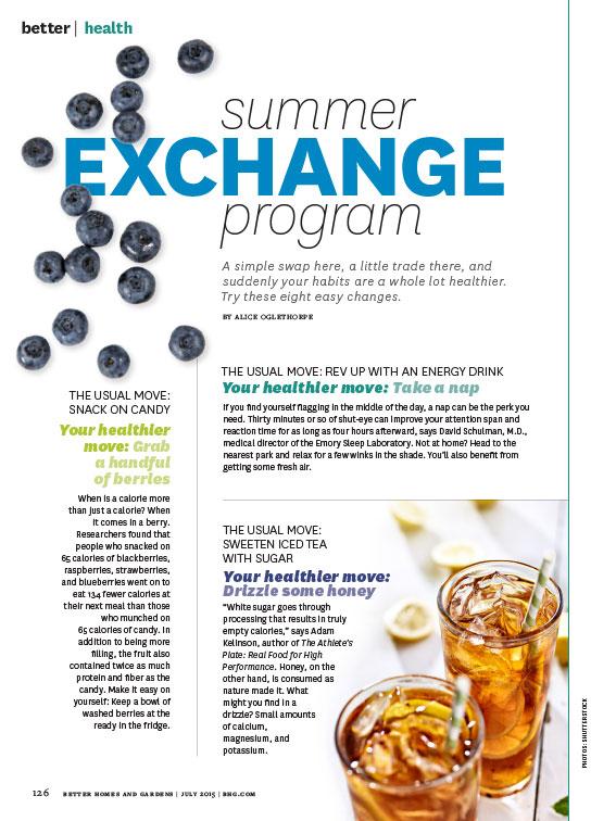Summer Exchange Program