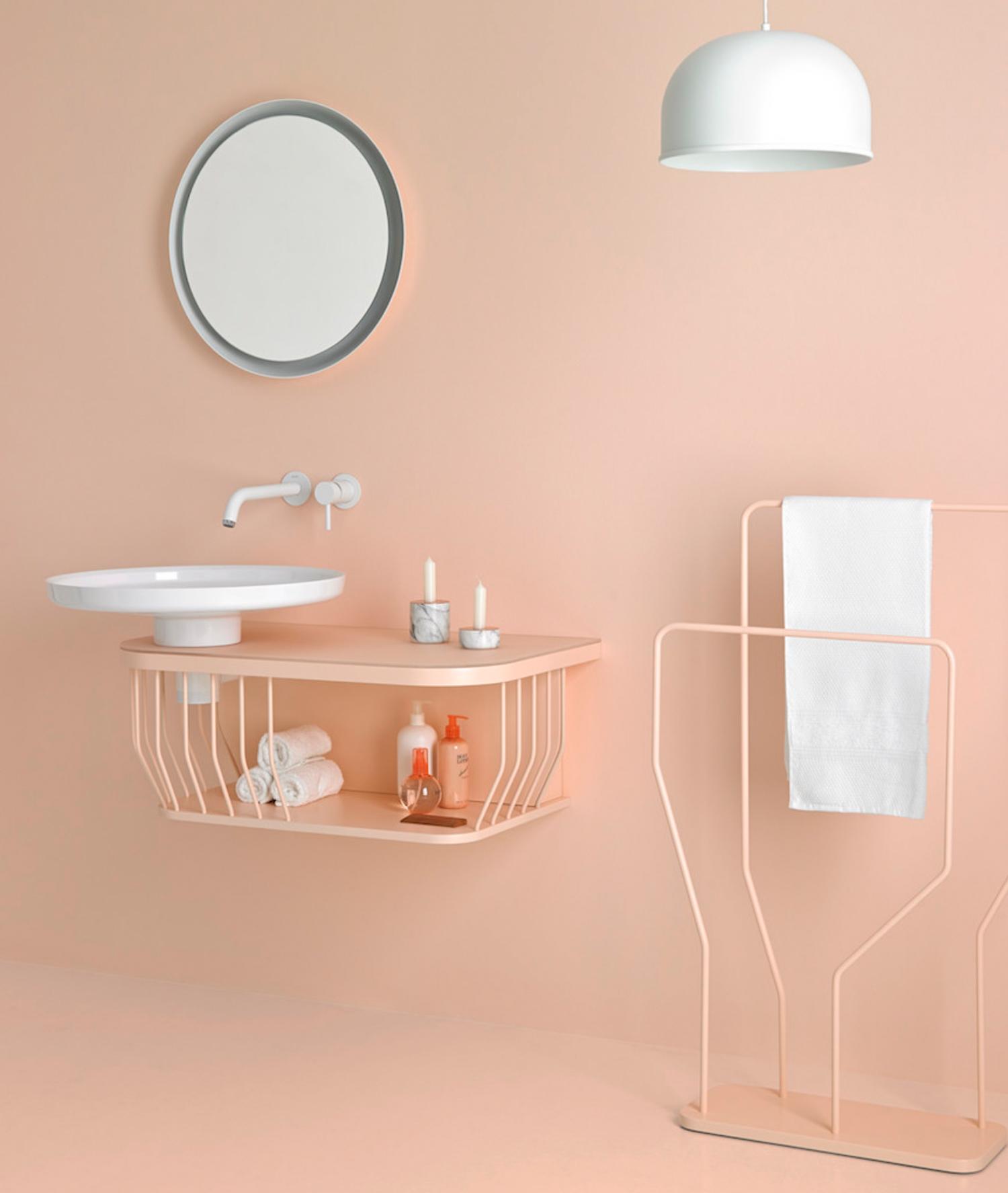 Bowl Countertop washbasin by INBANI designed by  Arik Levy
