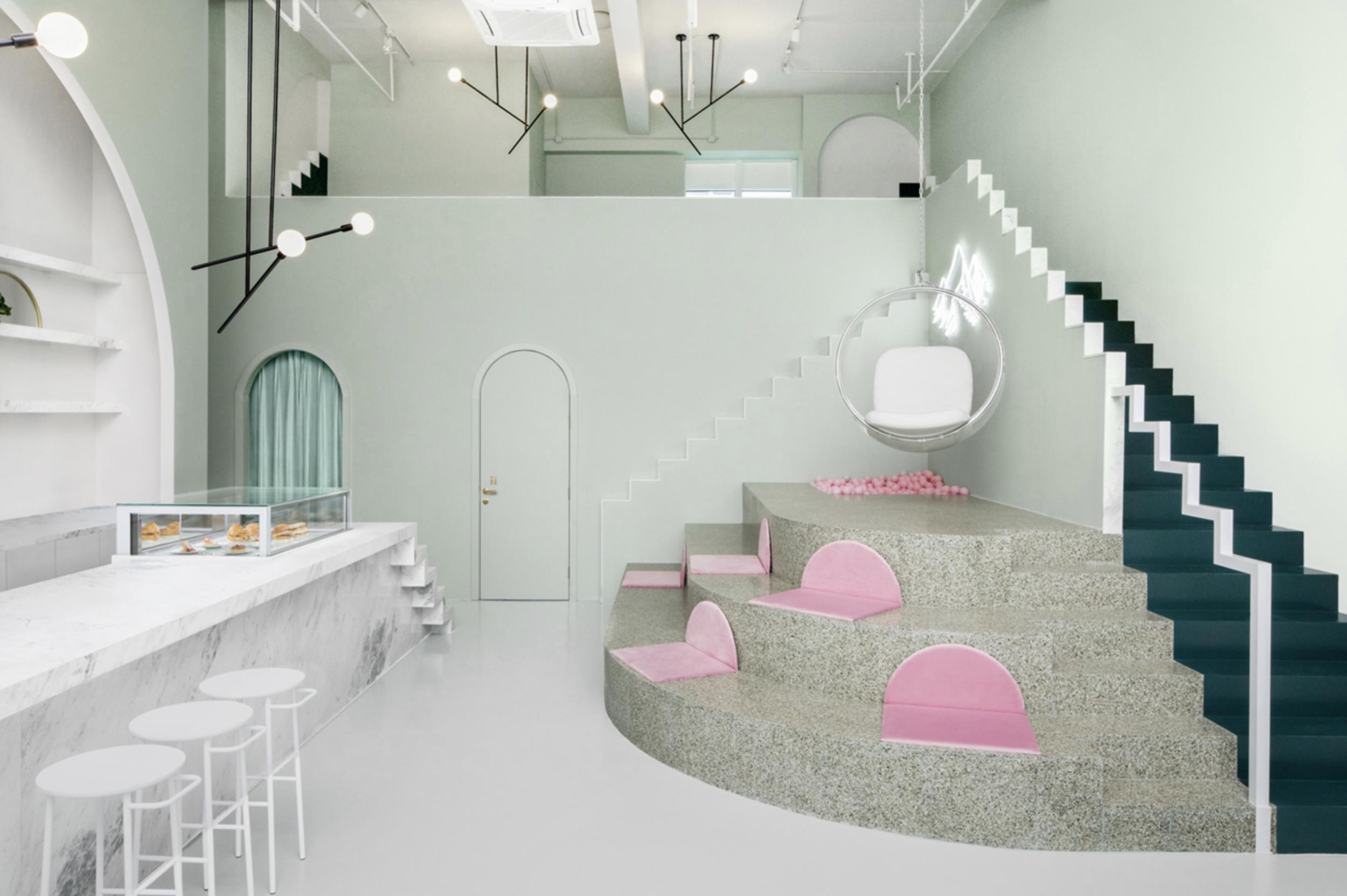 Interior design by BIASOL / photography by James Morgan