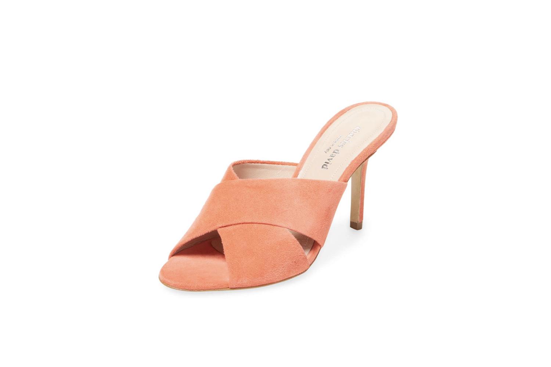 Stella Leather Sandals /  Charles David