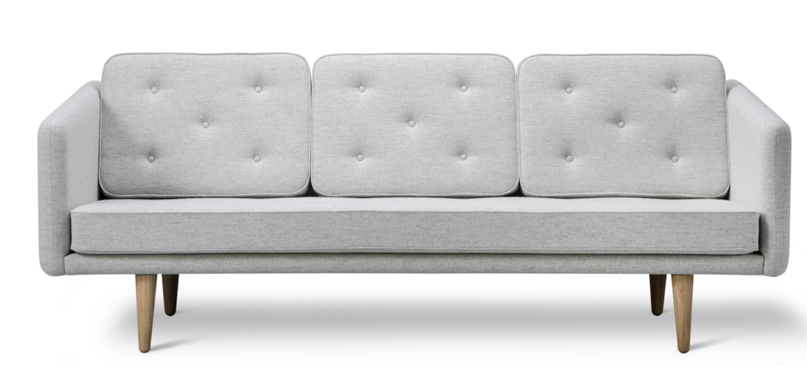 NO.1 SOFA - 3 SEAT by  Fredericia