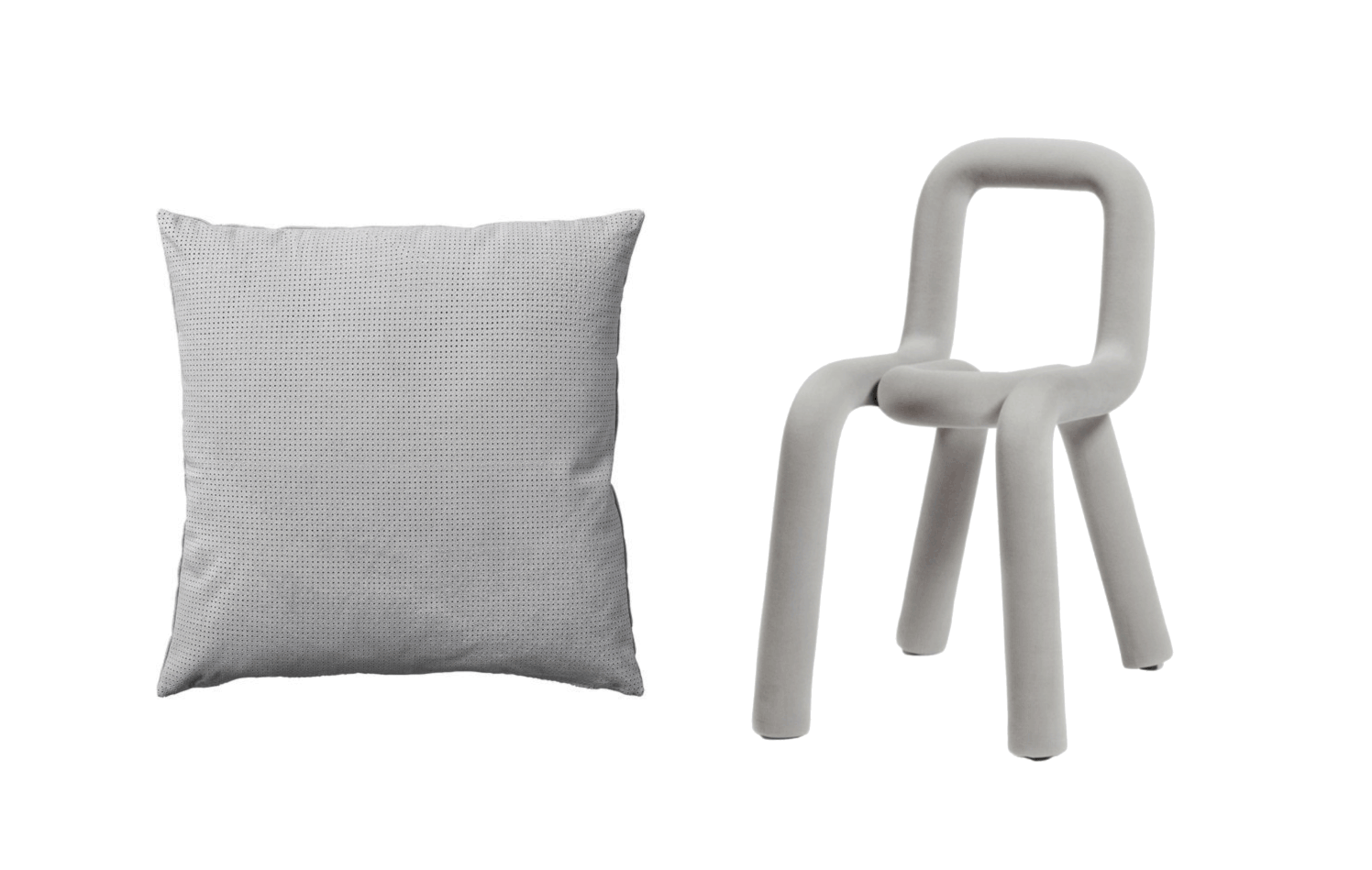 PUNCTA cushion by  Aytm   Chaise Bold by  Moustache