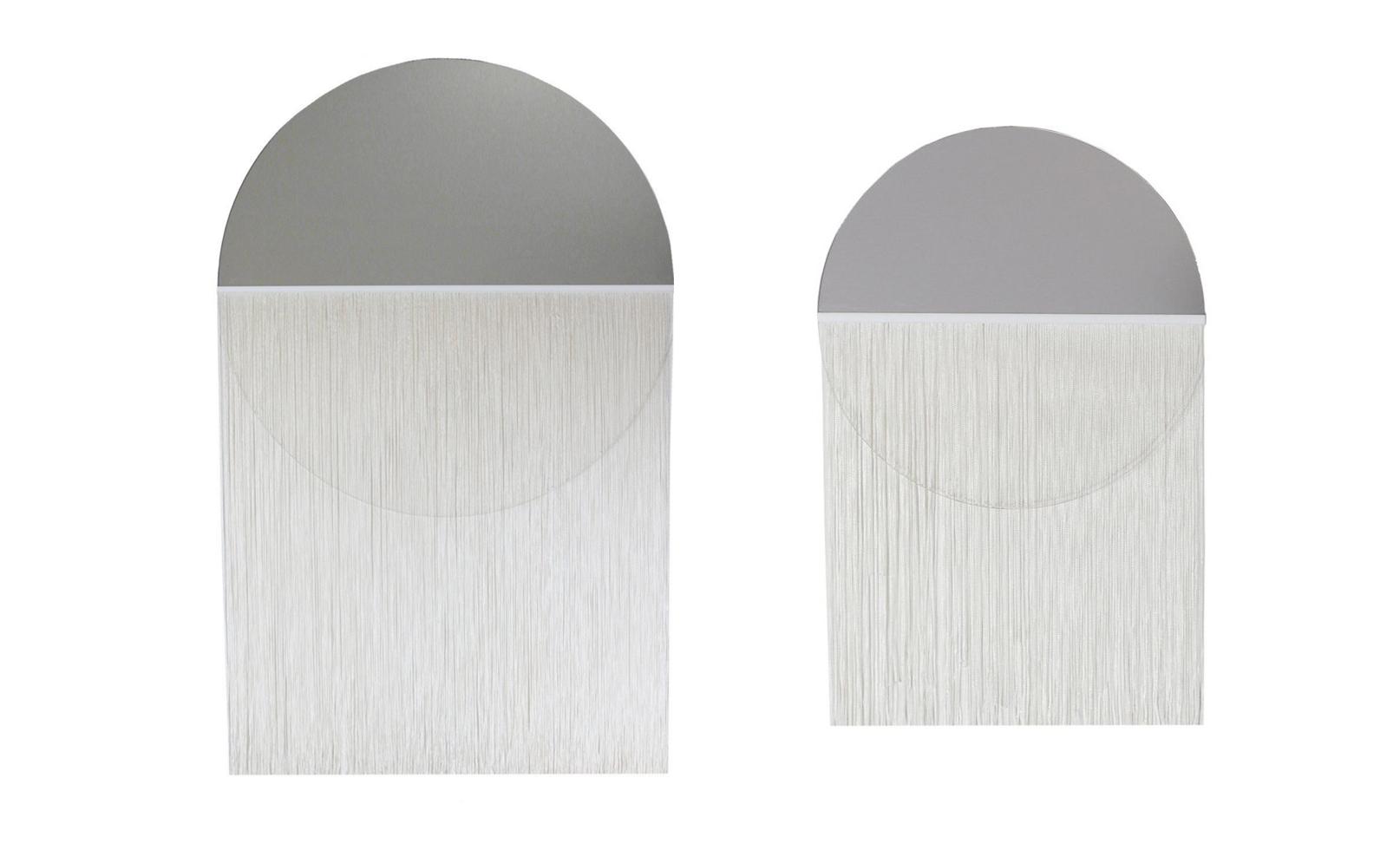 Shadow mirrored wall hanging by  Fazeek