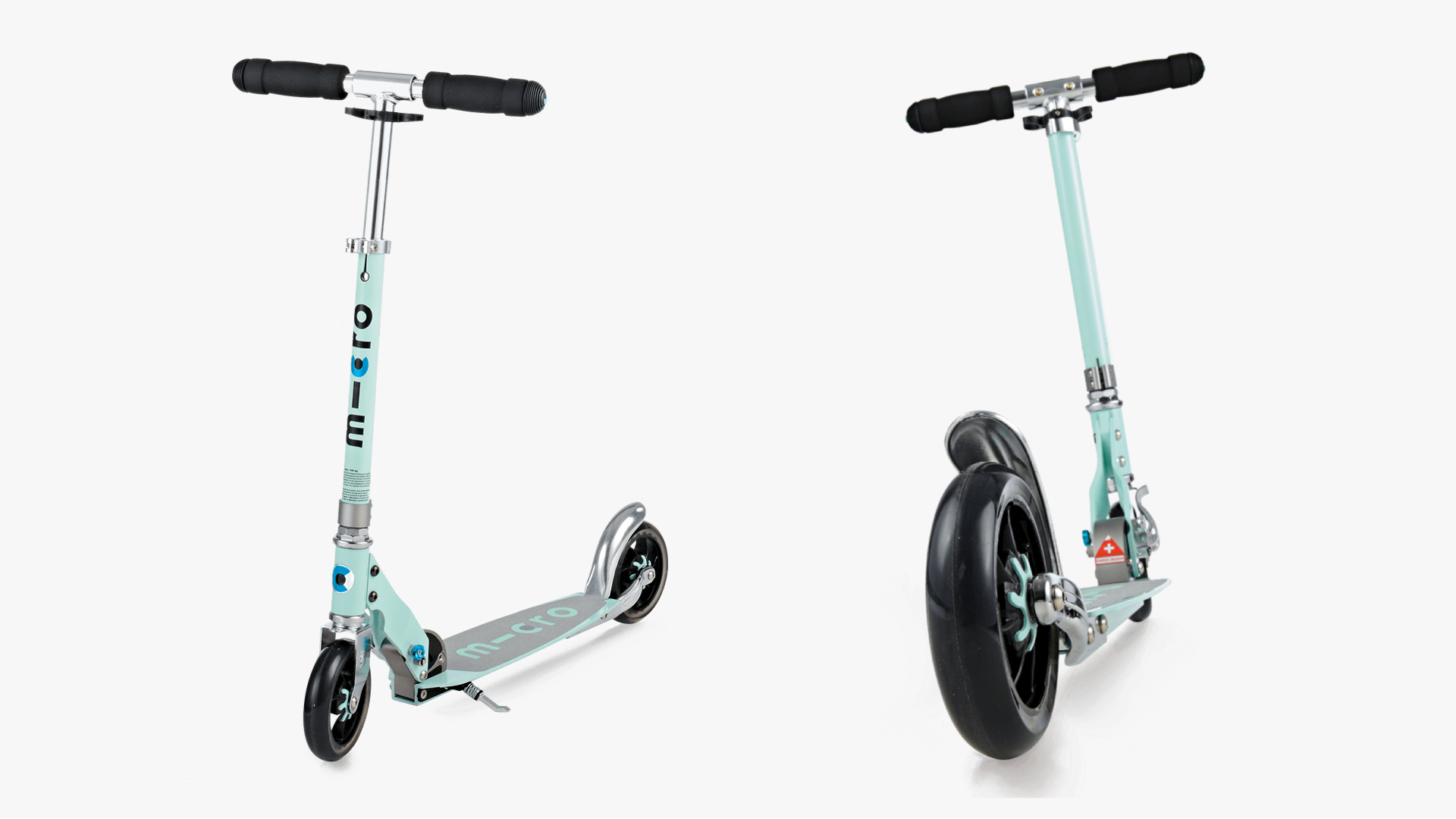 The Speed Scooter by  Micro  in beautiful mint!