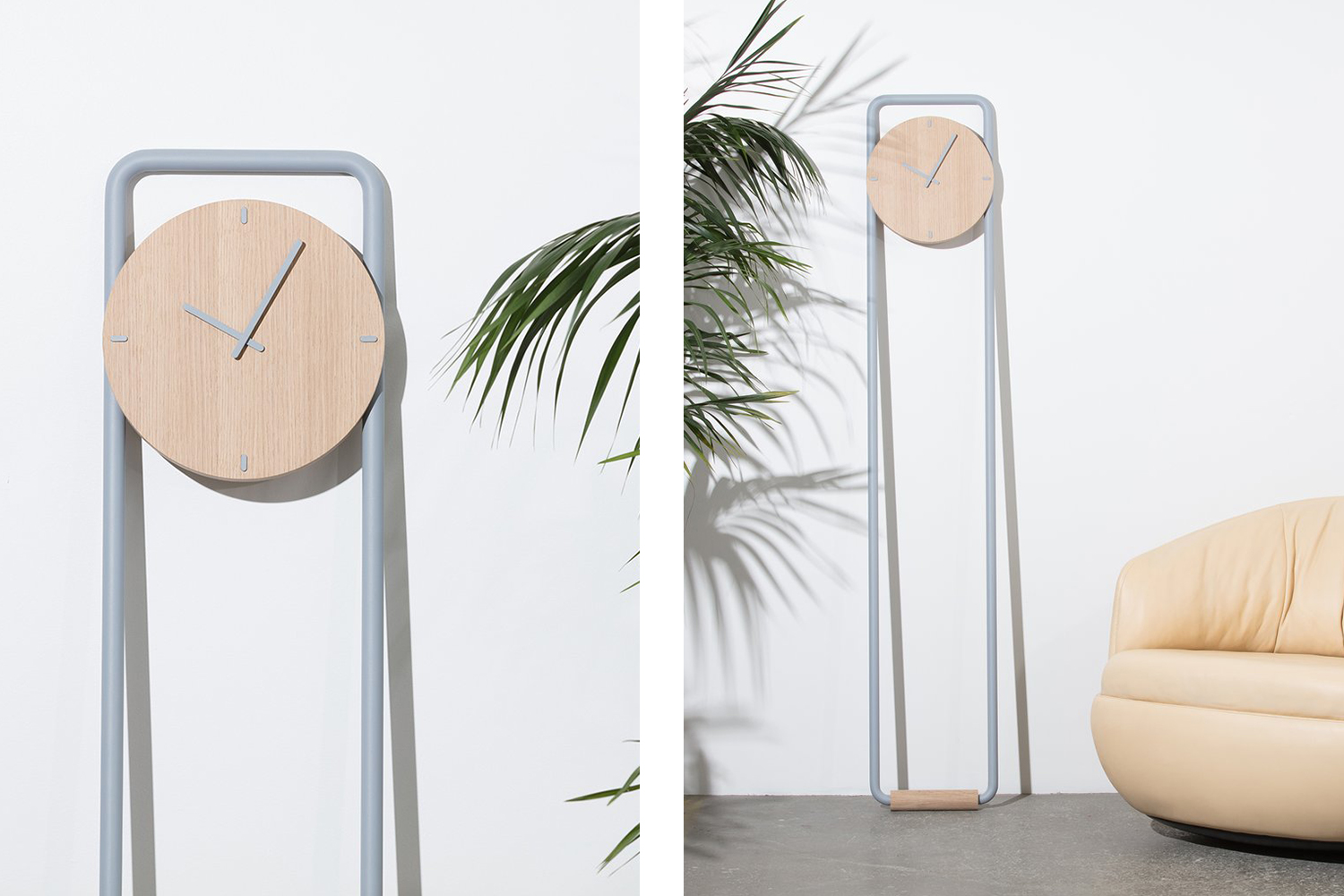Super elegant and modern Henry Clock by  Most Modest .