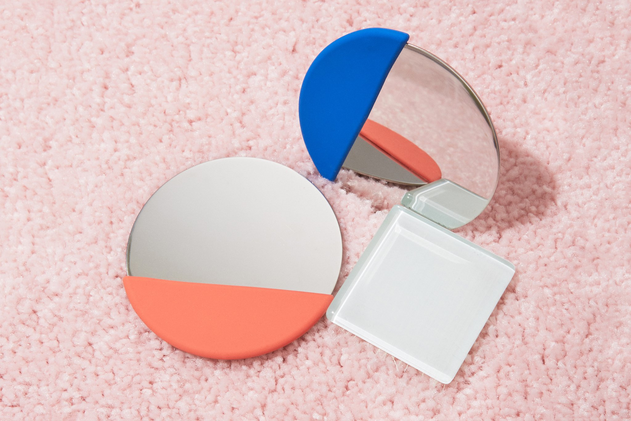 Utility Pocket Mirror  - Official picture