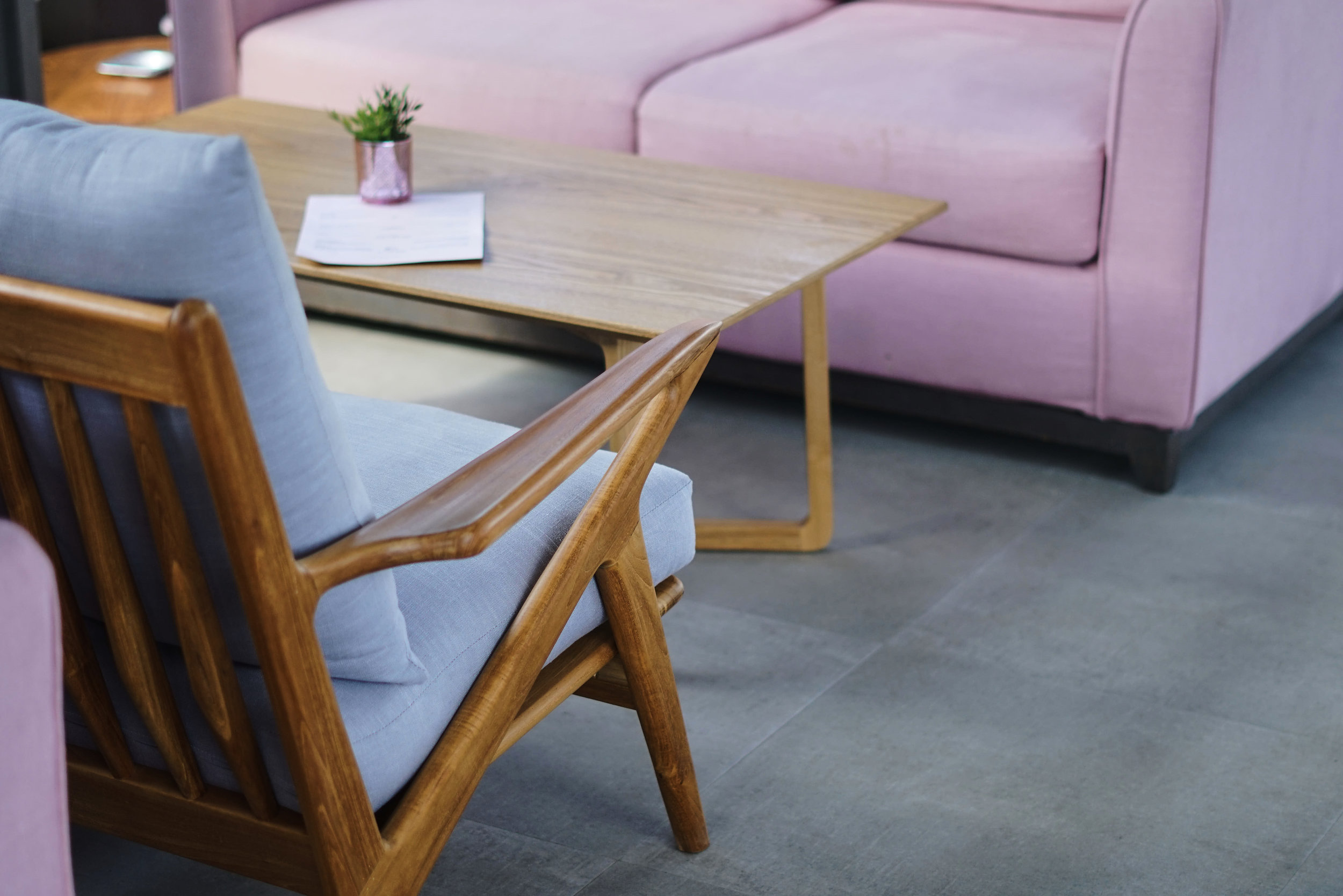 Pictures: Design Hunger x Lukas Vrtilek for Crate Lounge