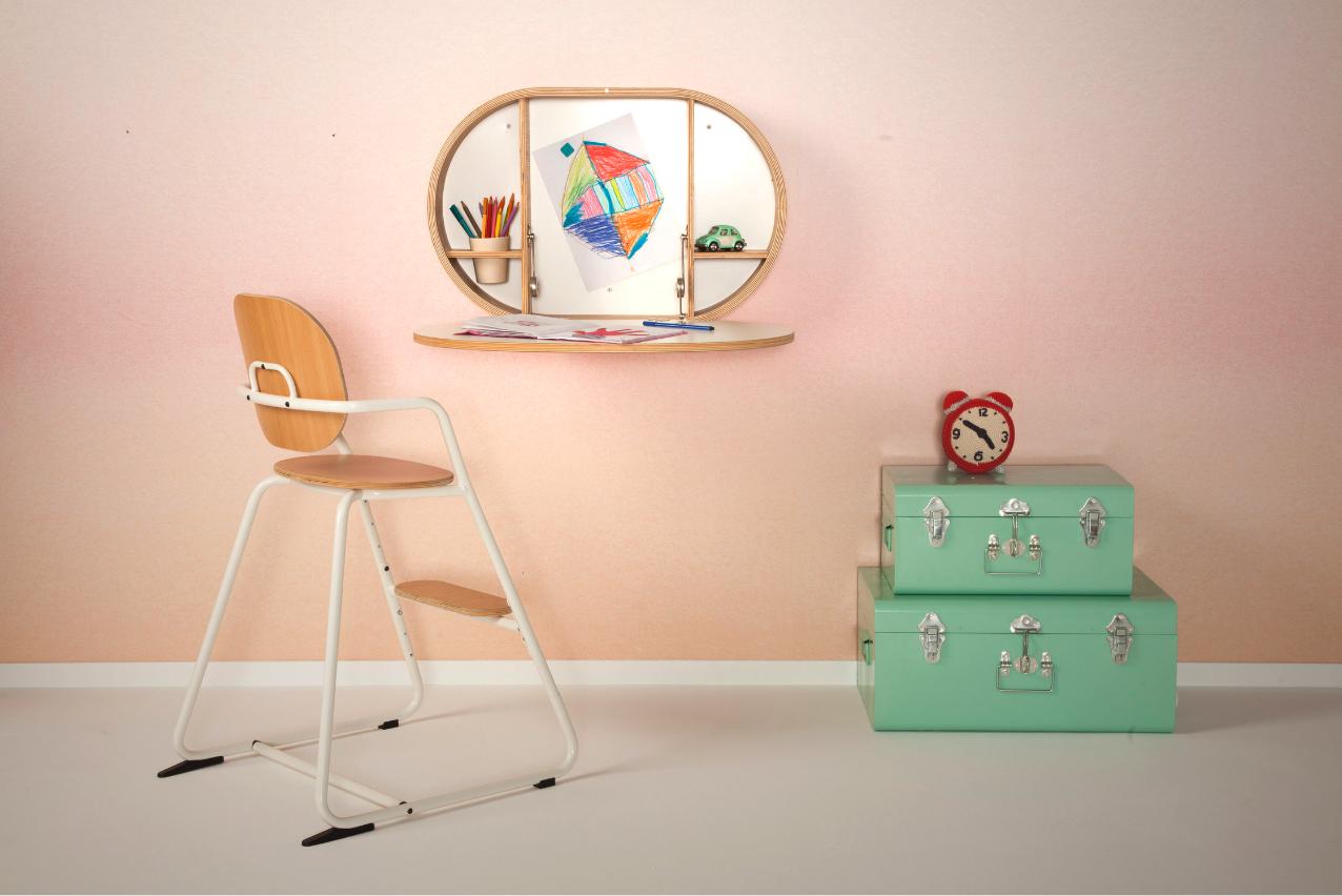 Baki desk by Charlie Crane  - Official picture