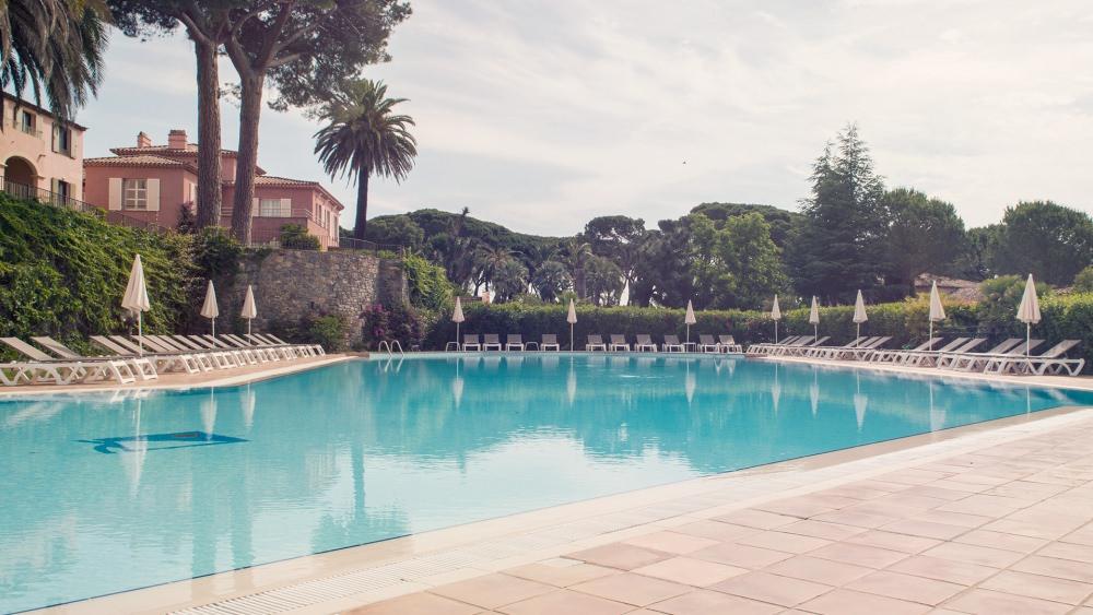 Photo credit:  Hotel Les Jardins