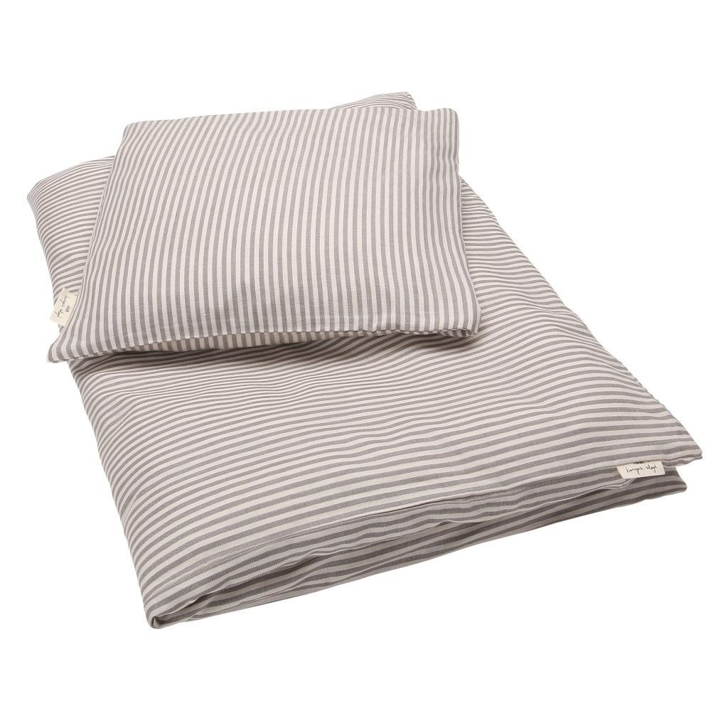 Junior Bedding Muslin Striped  - Official picture