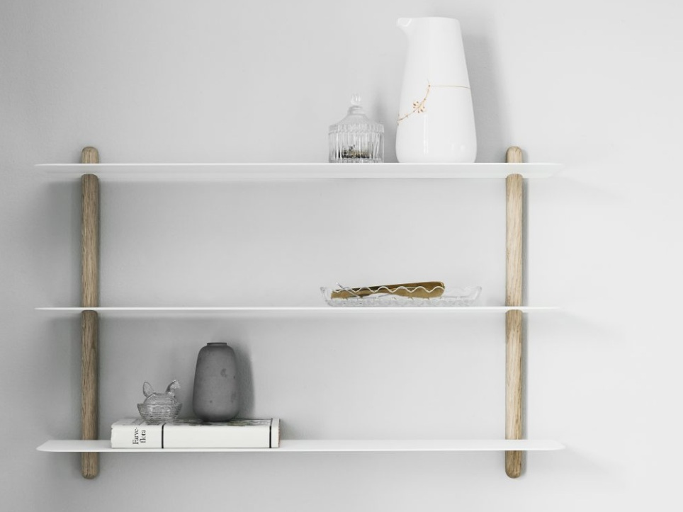NIVO wall shelf  - Official picture