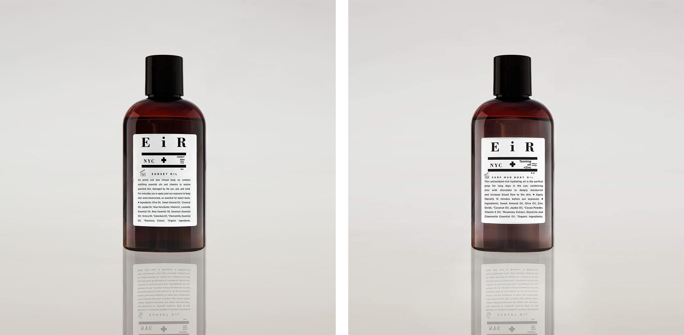 Body oils -  Eir NYC