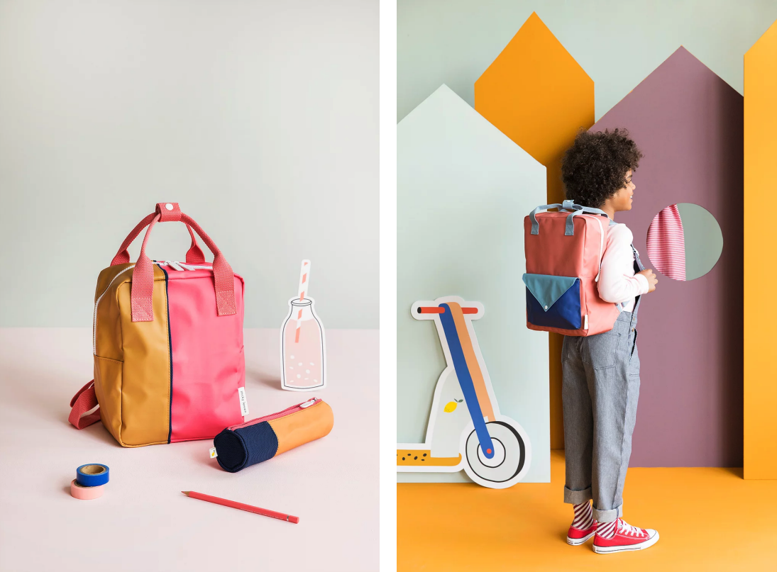 Backpacks by  Sticky Lemon