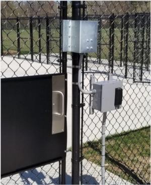 Dog Park Access Control