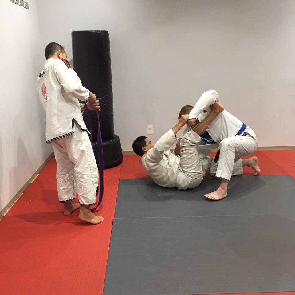 Photo credit:  Spartan Mixed Martial Arts