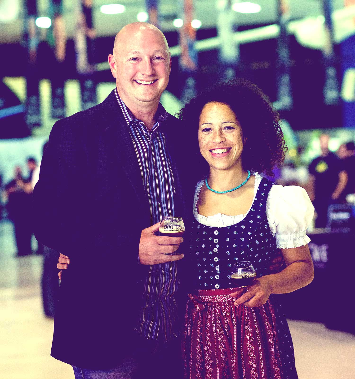 BrüFrou: craft beer + culinary pairing events