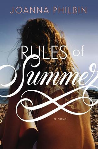 The Rules of Summer (Rules of Summer #1) by Joanna Philbin