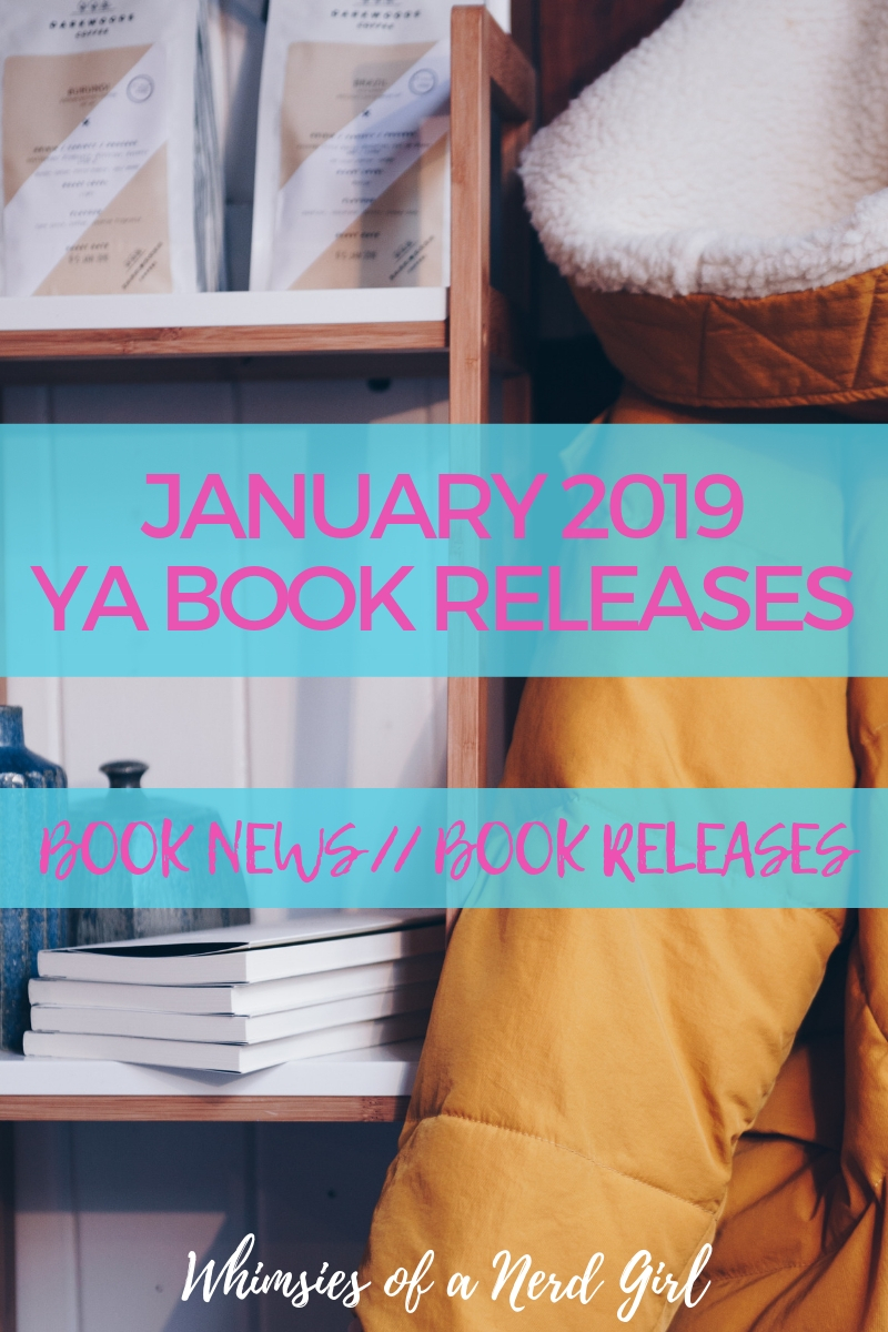 January 2019 New YA Book Releases |  All is Fair ,  Dee Garretson ,  Circle of Shadows ,  Evelyn Skye ,  The Cold Is in Her Bones ,  Peternelle van Arsdale ,  A Curse So Dark and Lonely ,  Brigid Kemmerer ,  Dream Keeper ,  Amber Duell ,  The Dark Dreamer Trilogy ,  Echo North ,  Joanna Ruth Meyer ,  Firestarter ,  Timekeeper series ,  Tara Sim ,  The Gilded Wolves ,  The Gilded Wolves series ,  Roshani Chokshi ,  The Girl King ,  The Girl King series ,  Mimi Yu ,  Hook & Crown ,  Nicole Knapp ,  King of Scars ,  Nikolai Duology ,  Leigh Bardugo ,  Grishaverse ,  The Kingdom of Copper ,  The Daevabad Trilogy ,  S.A. Chakraborty ,  The Kiss Thief ,  L.J. Shen ,  The Lonely Dead ,  April Henry ,  Nightchaser ,  Endeavor series ,  Amanda Bouchet ,  Ransacker ,  Berserker series ,  Emmy Laybourne ,  Reckoning of Fallen Gods ,  The Coven series ,  R.A. Salvatore ,  The Severed Moon: A Year-Long Journal of Magic ,  Ship of Smoke and Steel ,  Django Wexler ,  The Wells of Sorcery series ,  The Similars ,  The Similars series ,  Rebecca Hanover ,  Slayer ,  Slayer series ,  Buffy the Vampire Slayer ,  Buffy Spin-off ,  Kiersten White ,  Song of the Dead ,  Reign of the Fallen ,  Reign of the Fallen series ,  Sarah Glenn Marsh ,  Stain ,  A.G. Howard ,  Stolen ,  The Stolen series ,  Marlena Frank ,  White Stag ,  Permafrost series ,  Kara Barbieri ,  The Wicked King ,  The Folk of the Air series ,  The Folk of the Air trilogy ,  Holly Black ,  The Winter of the Witch ,  Winternight series ,  Winternight trilogy ,  Katherine Arden ,  Witchcraft and Monsters ,  Kala Godin