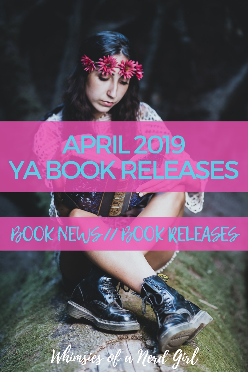 April 2019 YA Book Releases