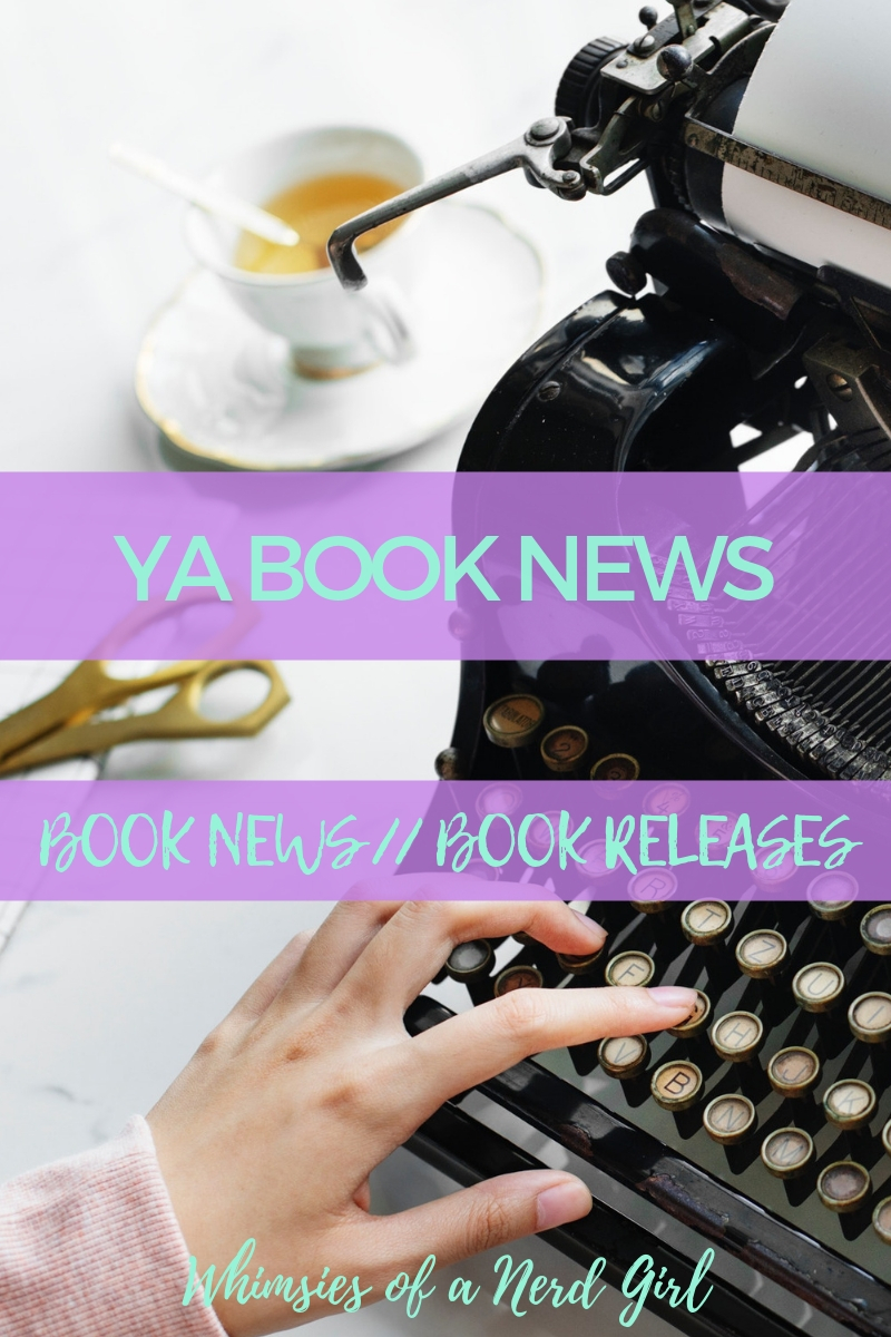 YA Book News | Discoveries // Trending // Events // Deals // Community - 2/4/19 |  2019 Book Releases ,  YA Book to Movie Adaptations ,  Dream Keeper ,  Let It Snow ,  Leigh Bardugo ,  The Witches ,  Swoon Reads ,  King of Scars ,  Bid My Soul Farewell ,  Beth Revis ,  cover reveal ,  Fierce Reads ,  Monsters and Sirens book tour ,  Shout ,  Laurie Halse Anderson ,  Warrior of the Wild ,  Tricia Levenseller ,  The Fork The Witch and The Worm ,  book tour ,  Christopher Paolini ,  Susan Dennard ,  Bloodwitch ,  yabooks ,  yafantasy ,  wickandfable ,  bookflix ,  booktrends ,  yabookreleases ,  yabooknews ,  book releases