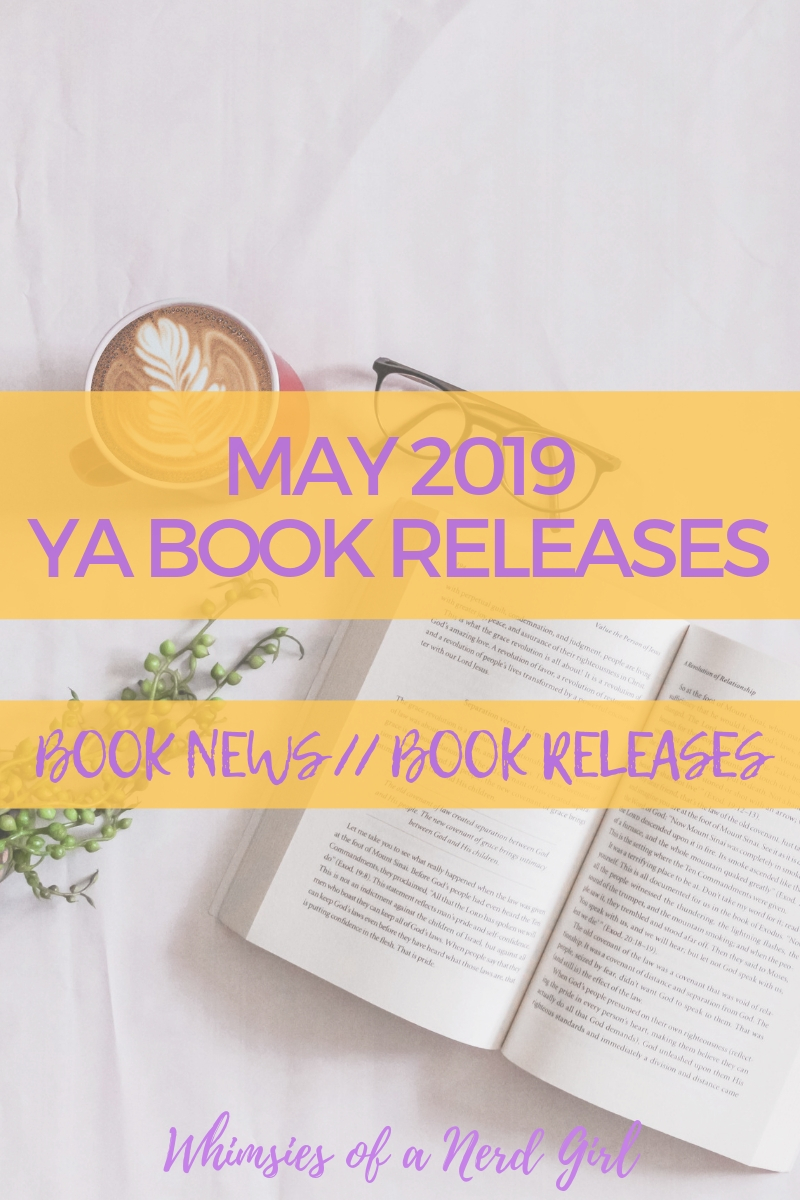 May 2019 YA Book Releases