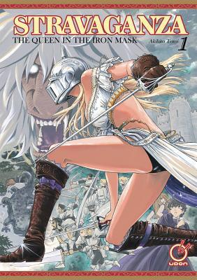 Title:  Stravaganza Volume 1 , Author: Akihito Tomi, Publisher: Udon Entertainment, Publish Date: August 20, 2019; Genres + Tags: YA, Young Adult, Fantasy, Adventure, YA Fantasy Adventure, Manga