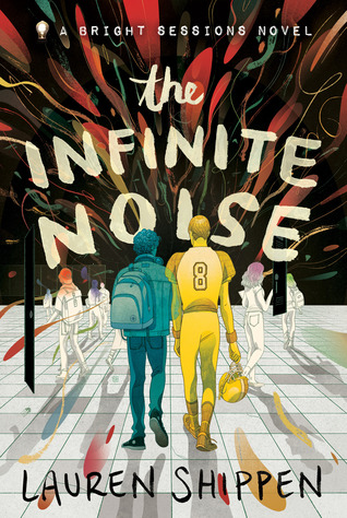 Title:  The Infinite Noise , Author: Lauren Shippen, Publisher: Tor Teen, Publish Date: September 24, 2019; Genres + Tags: Young Adult, YA, Contemporary, LGBT, Fantasy, Sci-Fi, Sci-Fi/Fantasy, Comics, YA Fantasy, YA Sci-Fi, YA Sci-Fi/Fantasy, YA LGBT, YA Sci-Fi/Fantasy LGBT, YA Comic