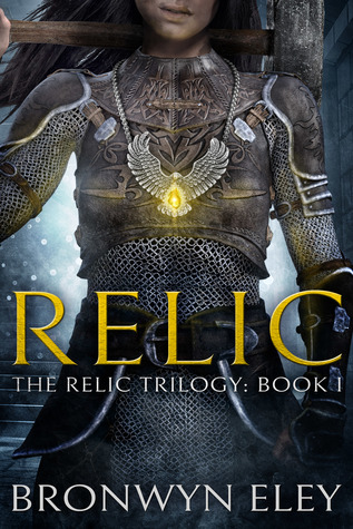 Title:  Relic (The Relic Trilogy #1) , Author: Bronwyn Eley, Publisher: Talem Press, Publish Date: September 12, 2019; Genres + Tags: Young Adult, YA, Fantasy, Dark Fantasy, YA Dark Fantasy, Cover Art Love