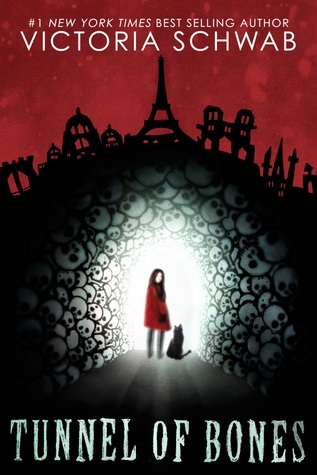 Title:  Tunnel of Bones (Cassidy Blake #2) , Author: Victoria Schwab (aka V.E. Schwab), Publisher: Scholastic Press, Publish Date: September 3, 2019; Genres + Tags: Childrens, Young Adult, Middle Grade, YA, MG, Fantasy, Paranormal, MG Paranormal, Ghosts, Fall Reads, Autumn Reads