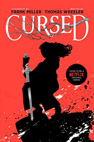 Title:  Cursed , Author: Thomas Wheeler, Publisher: Simon & Schuster Books for Young Readers, Publish Date: October 1, 2019; Genres + Tags: Young Adult, YA, Fantasy