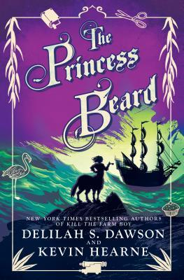 Title:  The Princess Beard: The Tales of Pell (The Tales of Pell #3) , Author: Delilah S. Dawson & Kevin Hearne, Publisher: Del Rey Books, Publish Date: October 8, 2019; Genres + Tags: Adult, Fantasy, Humor, Adult Fantasy