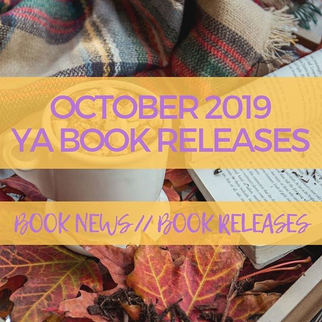 October's book releases post is up! Click the link in my bio to check them out and go get them quick! I think there's a lot of interesting ones and a good mix this Fall! 😁 . . . . . . . #OctoberBooks #OctoberYABooks #OctoberYABookReleases #yabooks #newadultbooks #nabooks #bookish #newbookstoread #tbr #bookstagram #igreads #igbooks #instabooks #fallreads #fallbooks #fallbookreleases #fallyabooks  #bookstorequest #bookit #yareleases #newreleases #newyareleases #yascififantasy #yascifibooks #yafantasyromance #yafantasy #yalgbt #lgbt