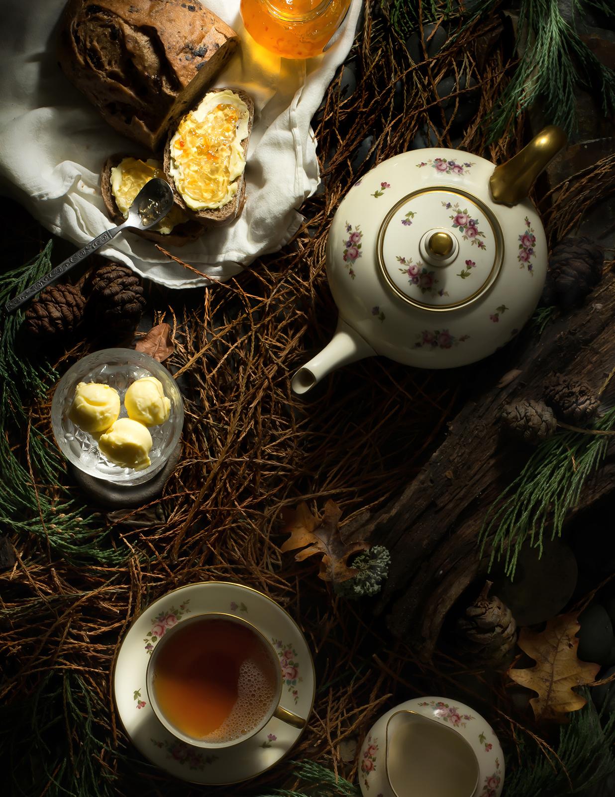 Woodland Tea