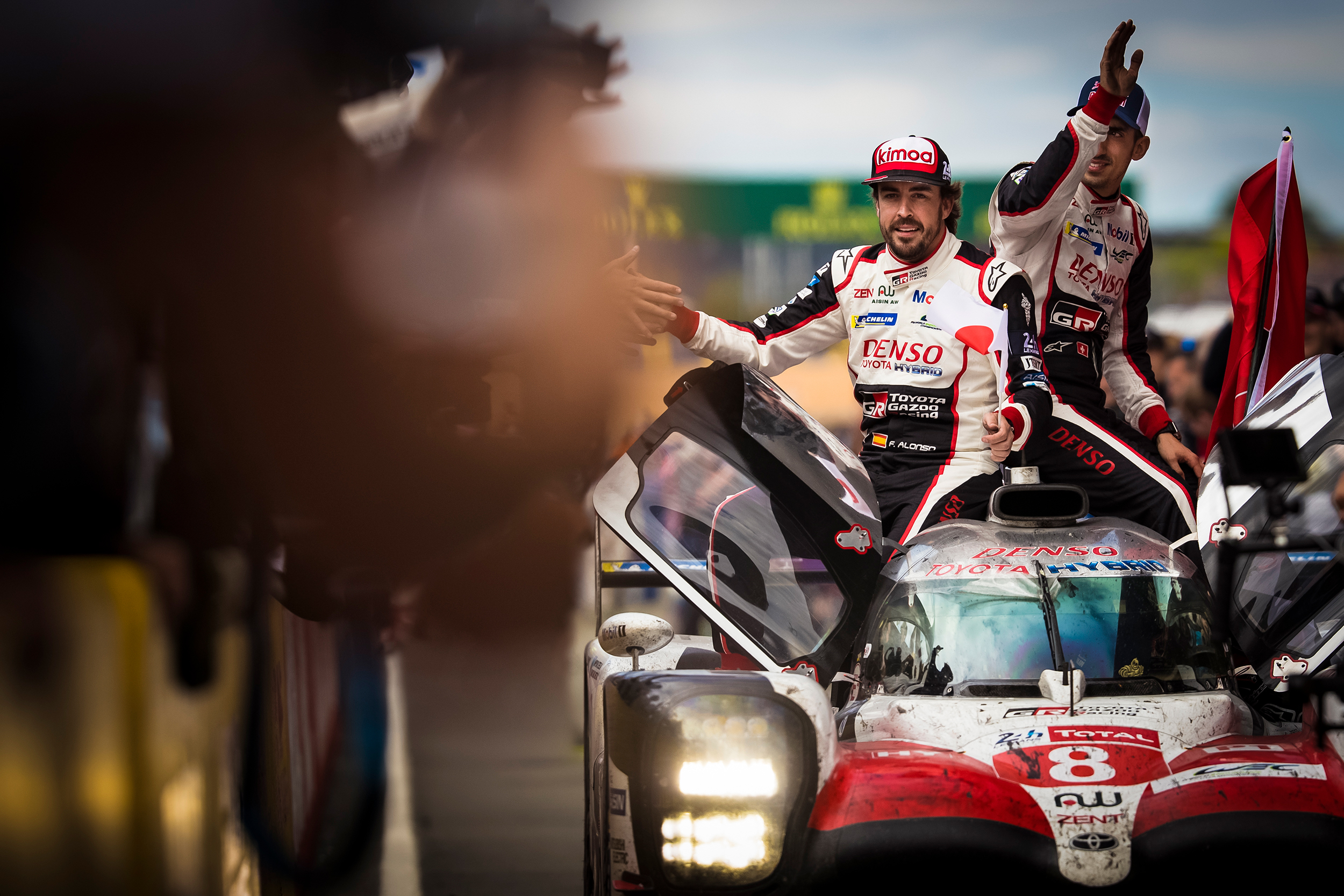The Le Mans 24 Hours