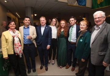 Irish Centenary Commemoration, Seattle 2016