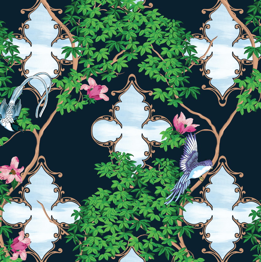 Surface Design - Commissioned work 2017