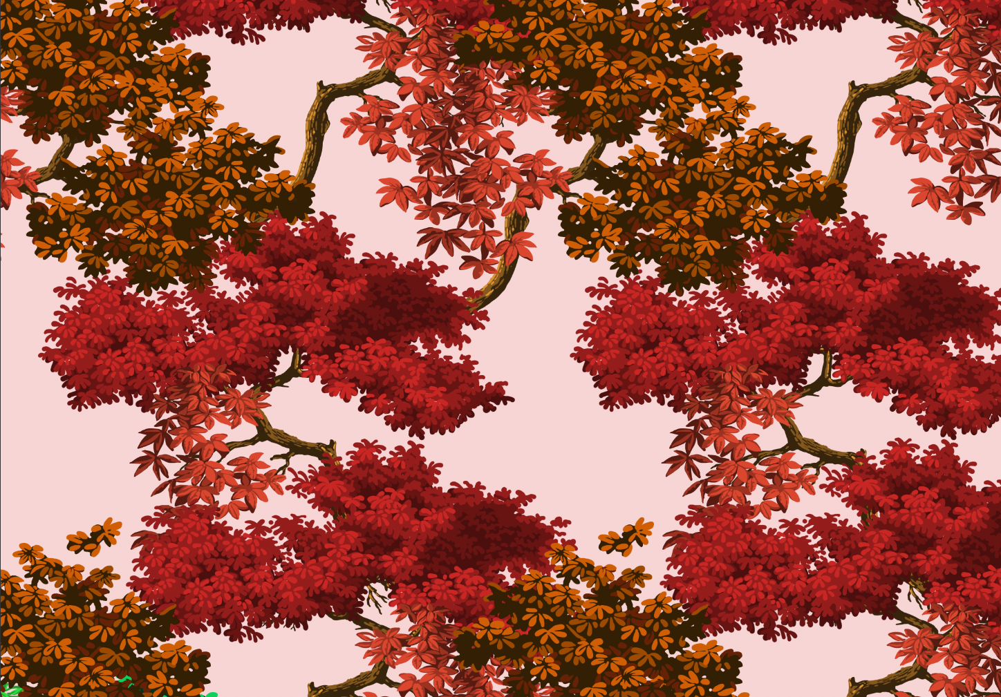 Surface Design from the Studio Seasonal Collection