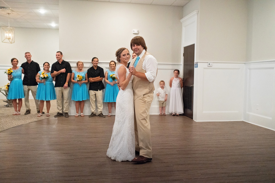 First Dances - Click to view gallery