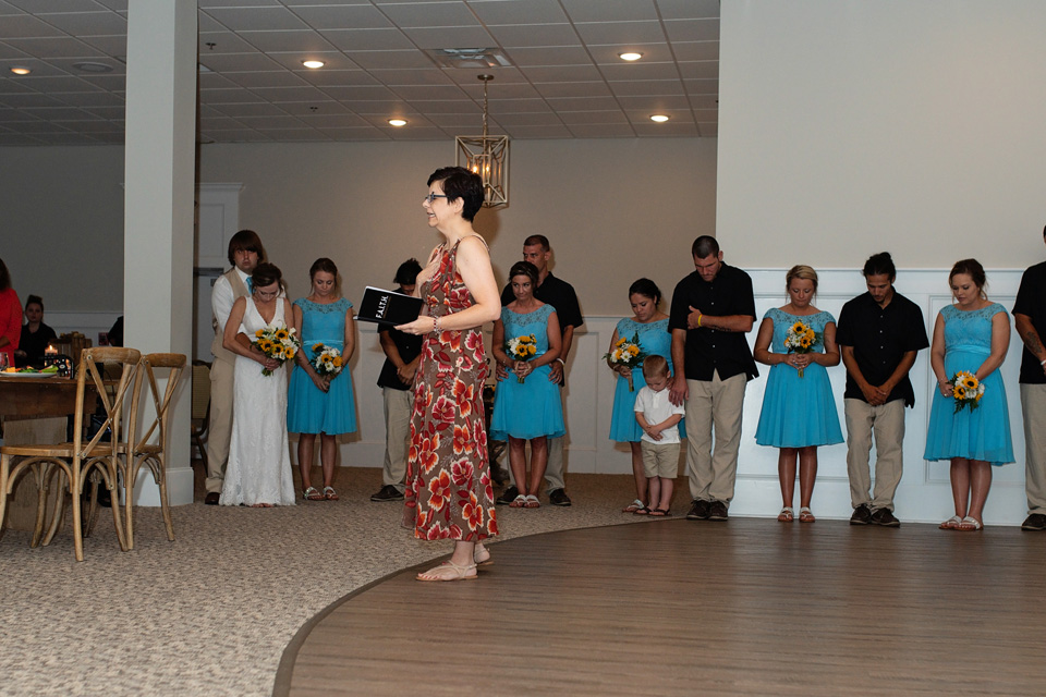 Reception - Click to view gallery