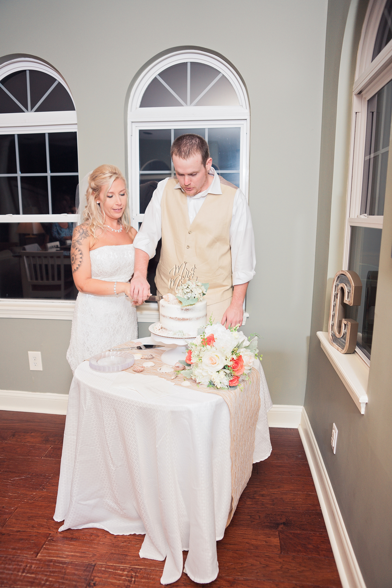 cake and party -