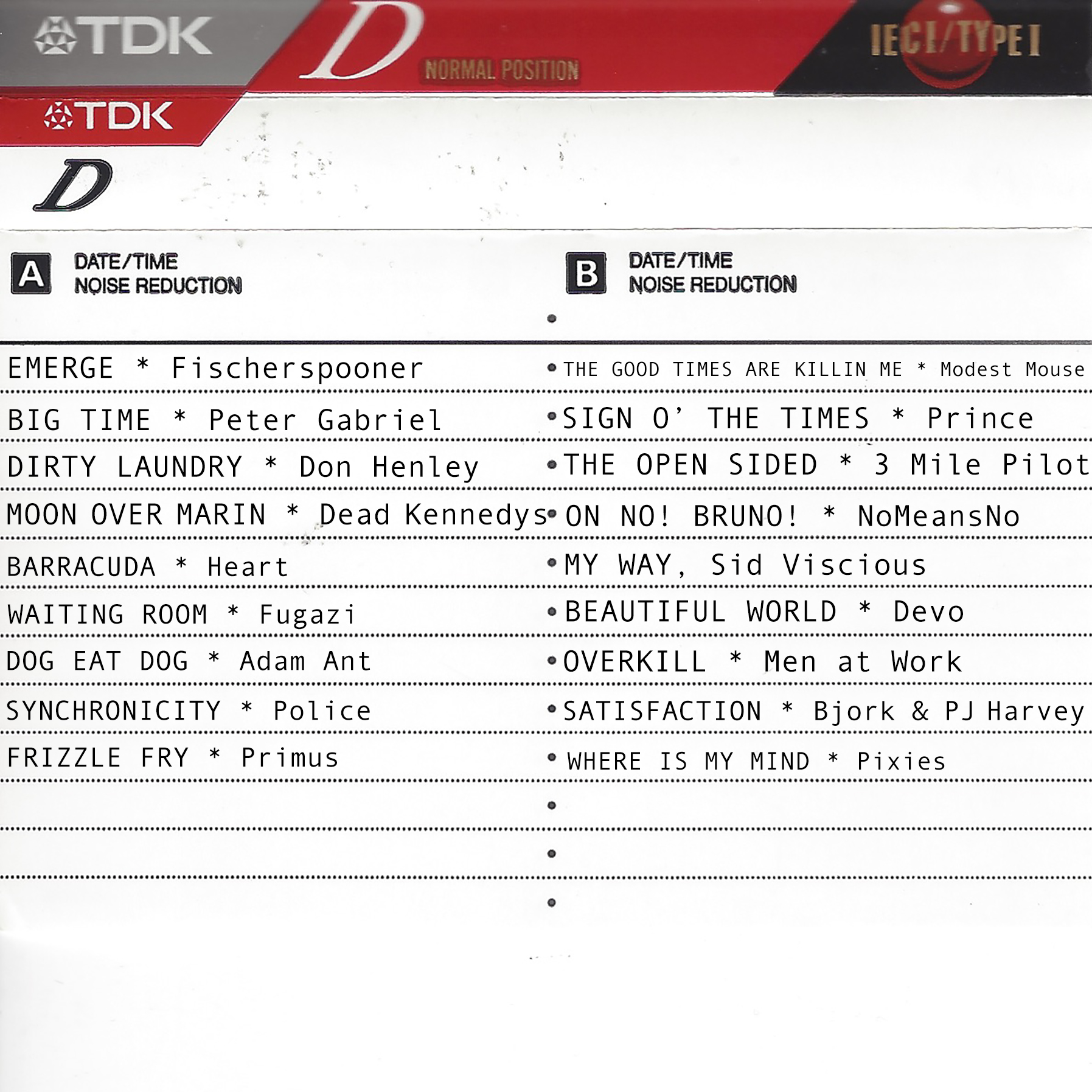 Dusk Mix tape interior.jpg