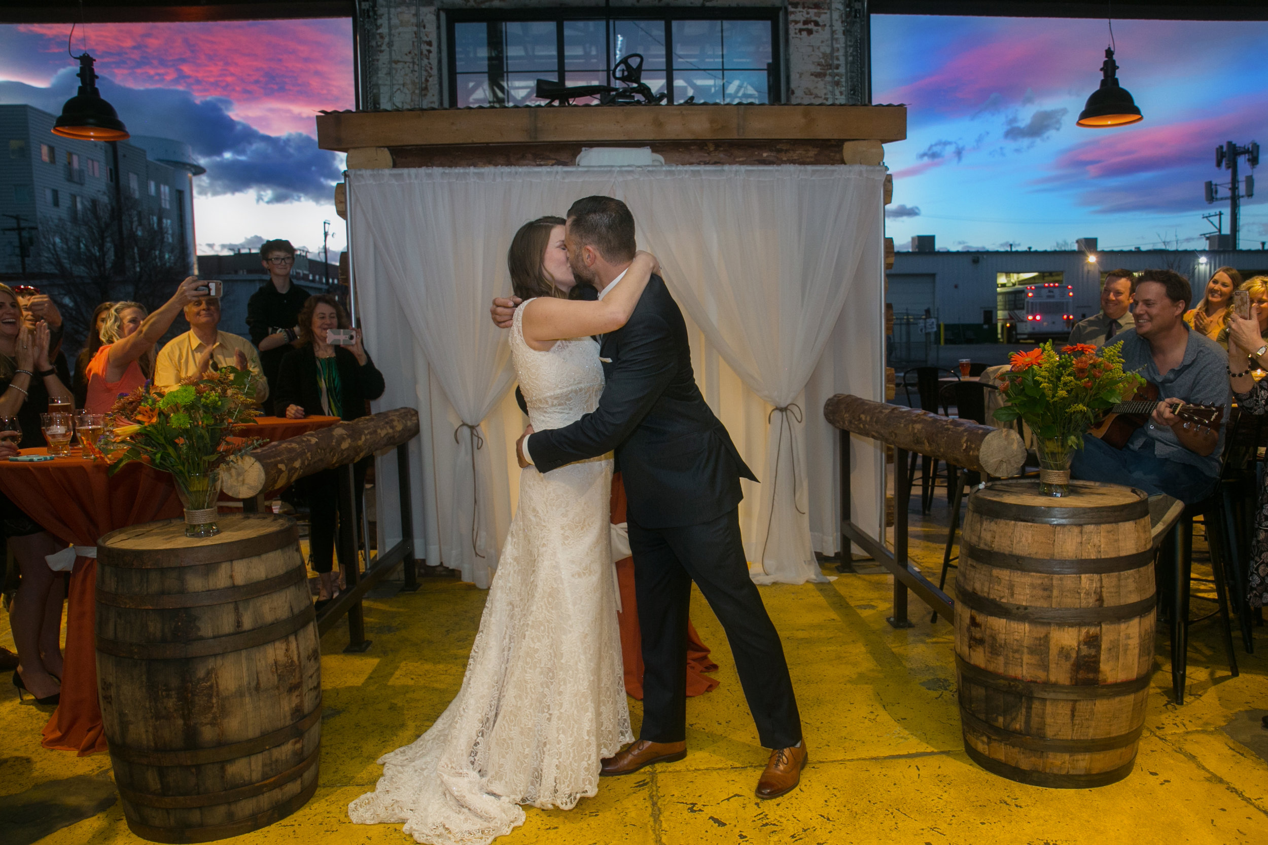 Brewery Weddings