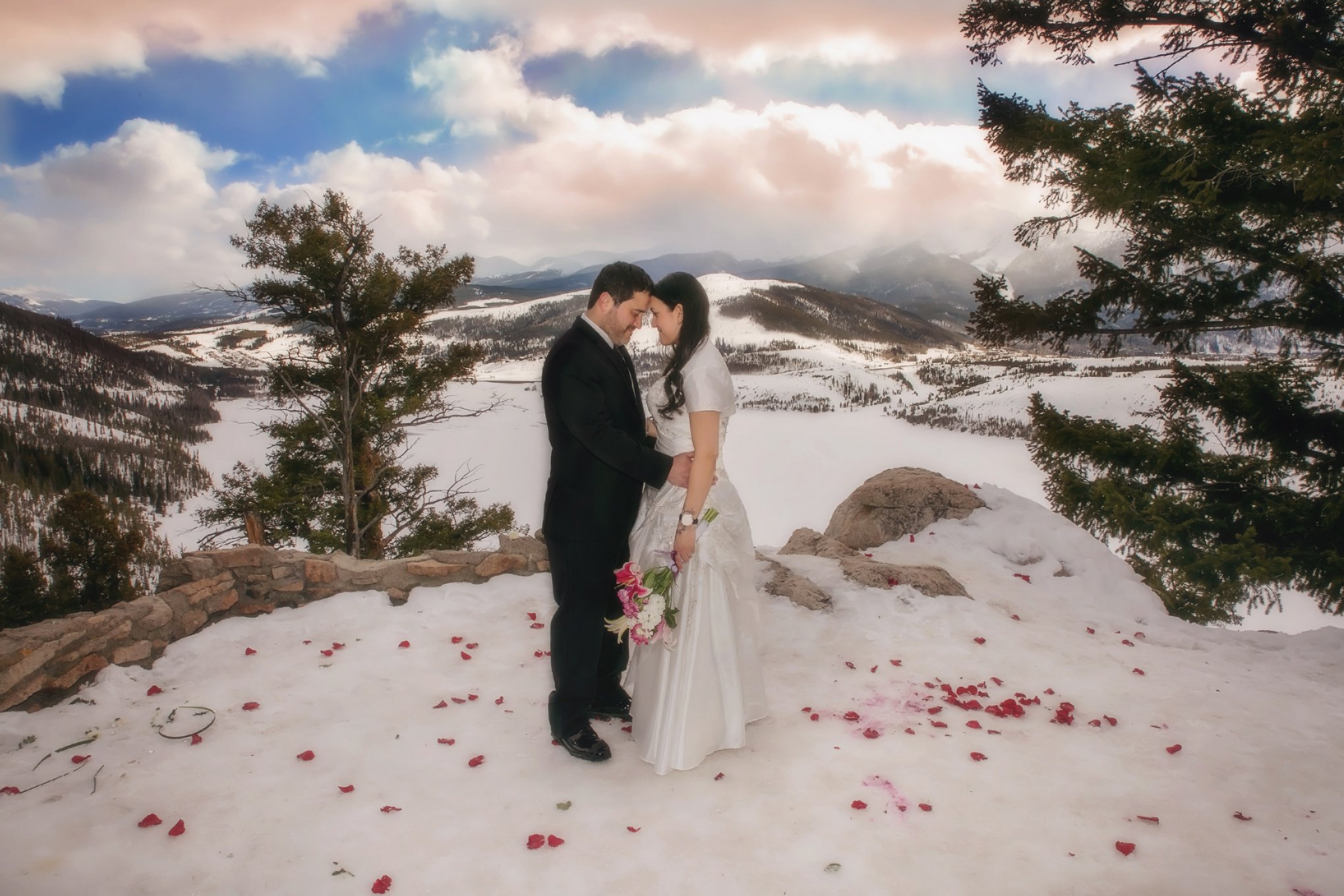 Shi & Gilbert - I highly recommend Sara. We chose her because when I saw her outdoor photos, I knew she was what we were looking for. Our wedding was outdoors and our pictures turned out beautiful!!! She captured the moments perfectly. Thank you Sara!