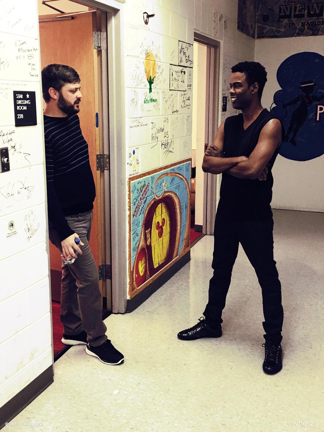 Chris Rock & Nate Bargatze