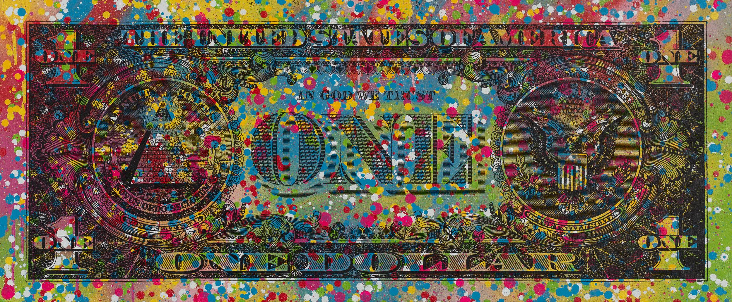 Psychedelic-Dollar_Spray_paint_screenprint_on_canvas_50cm_x_120cm_x_4.5cm.jpg