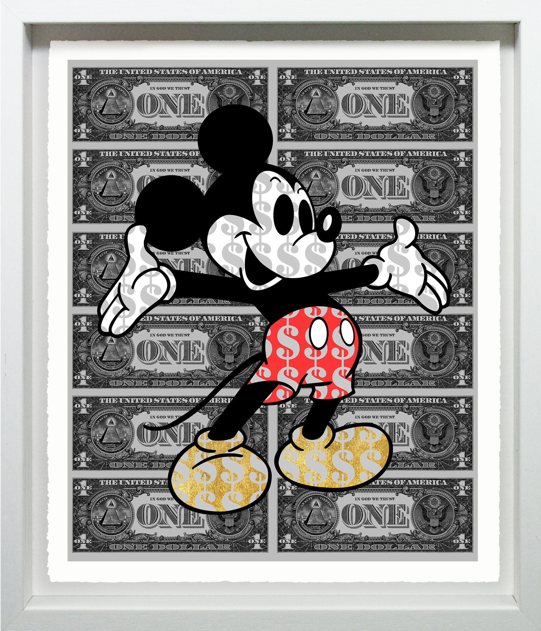 Monster Mickey XL - Unique-Framed.jpg