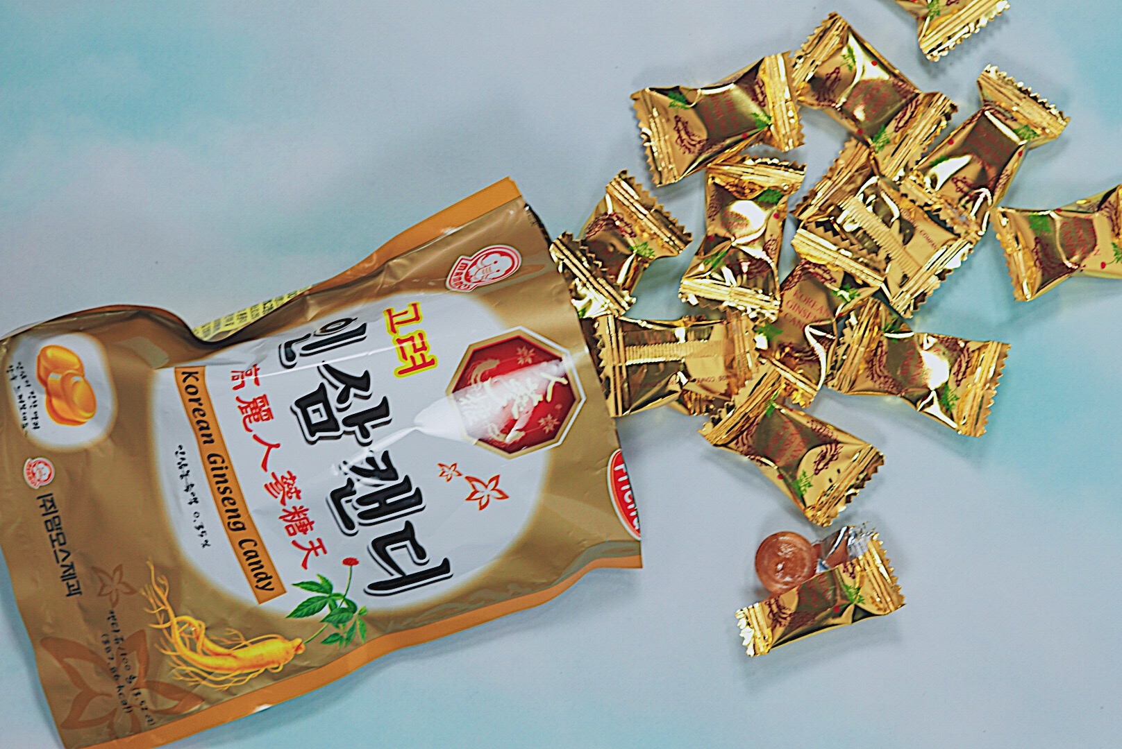 Insahm Candy - Ginseng flavored!