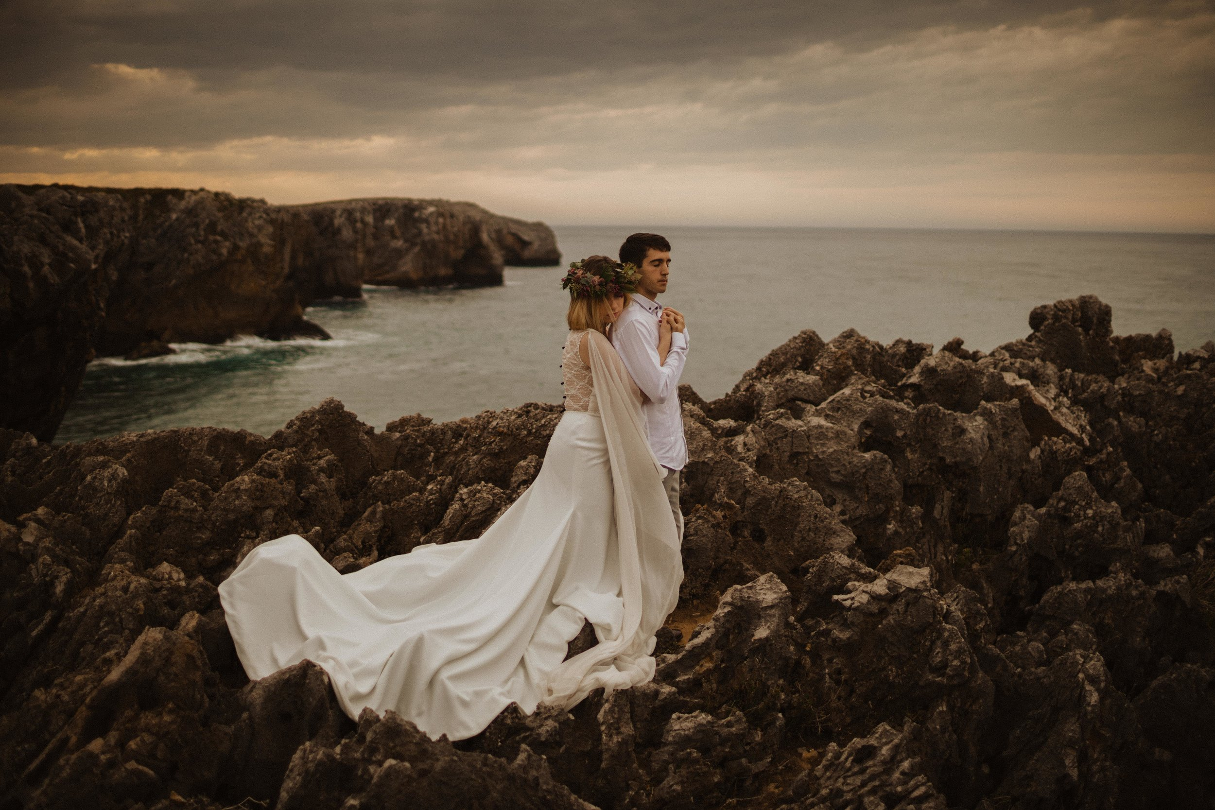 epic and natural wedding inspiration -