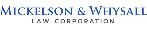 Mickelson & Whysall Law Corporation